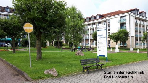 Start in Bad Liebenstein