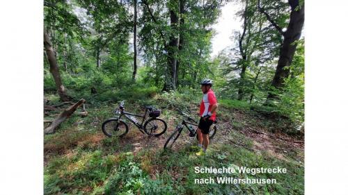 Schlechte Wege nach Willershausen