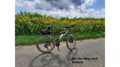 Auf dem Weg nach Altefeld